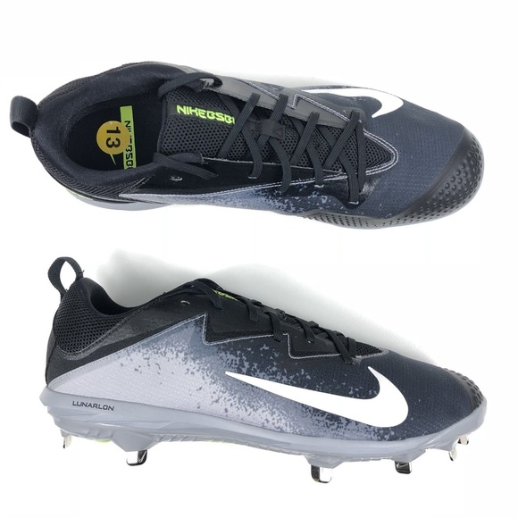 buy popular 3e072 d2557 Nike Lunar Vapor Ultrafly Pro Metal Baseball Cleat